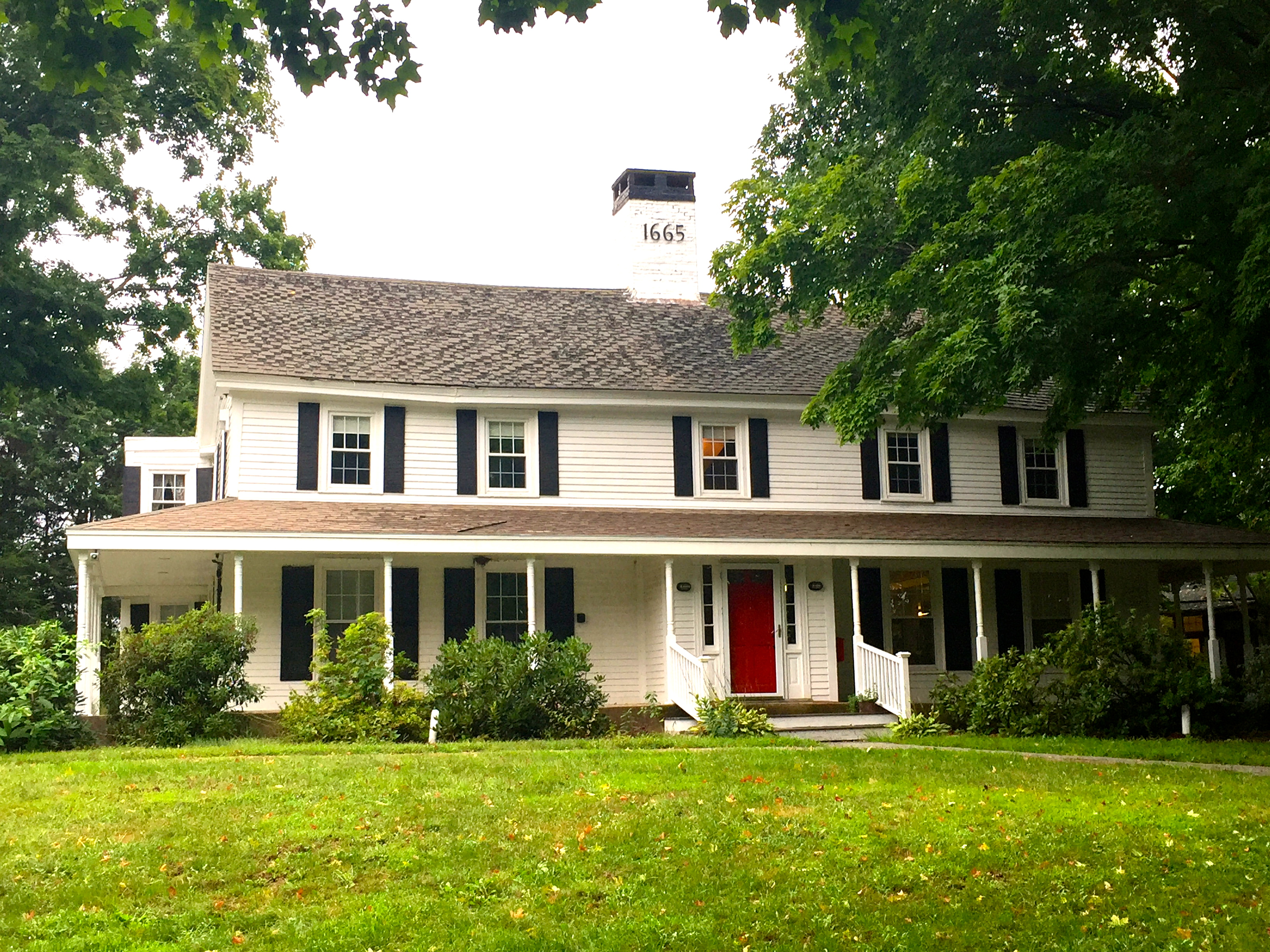 Adventures in restoring & renovating our antique farmhouse